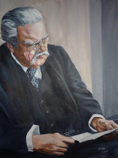 a research paper on g k chesterton and the man who was thursday essay One of my favourite essay is a piece of chalk  essays, g k chesterton  the man who was thursday by g k chesterton the man who was thursday: a .