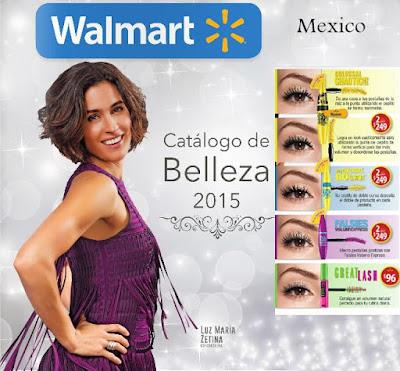 catalogo belleza walmart 2015