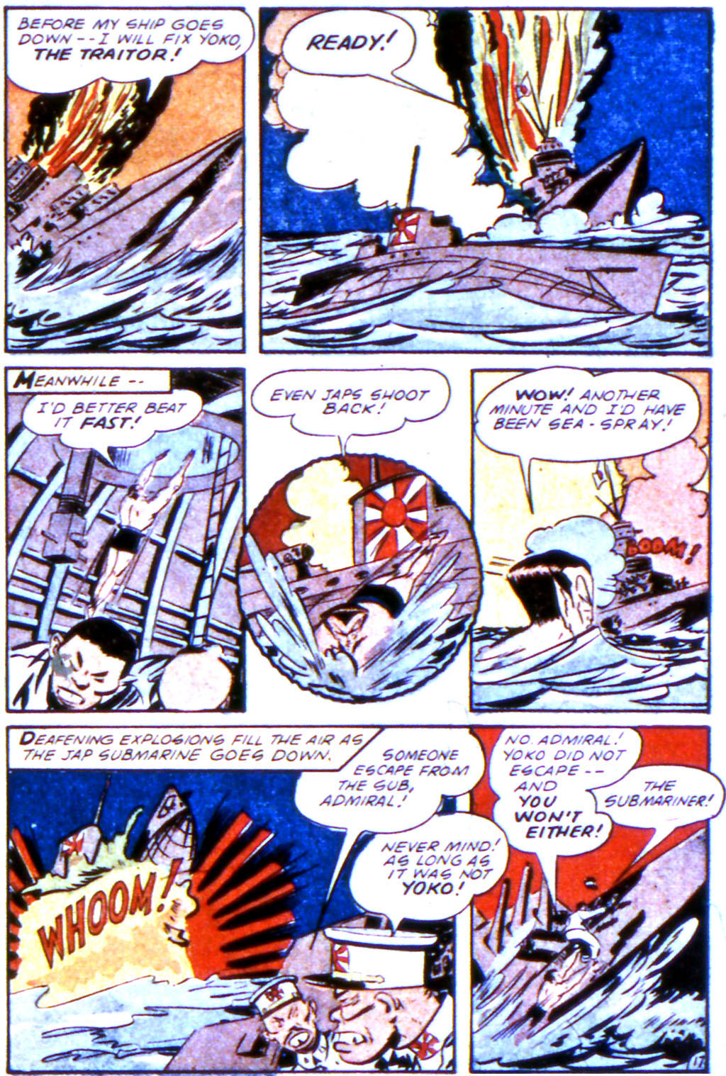 Sub-Mariner Comics Issue #11 #11 - English 19
