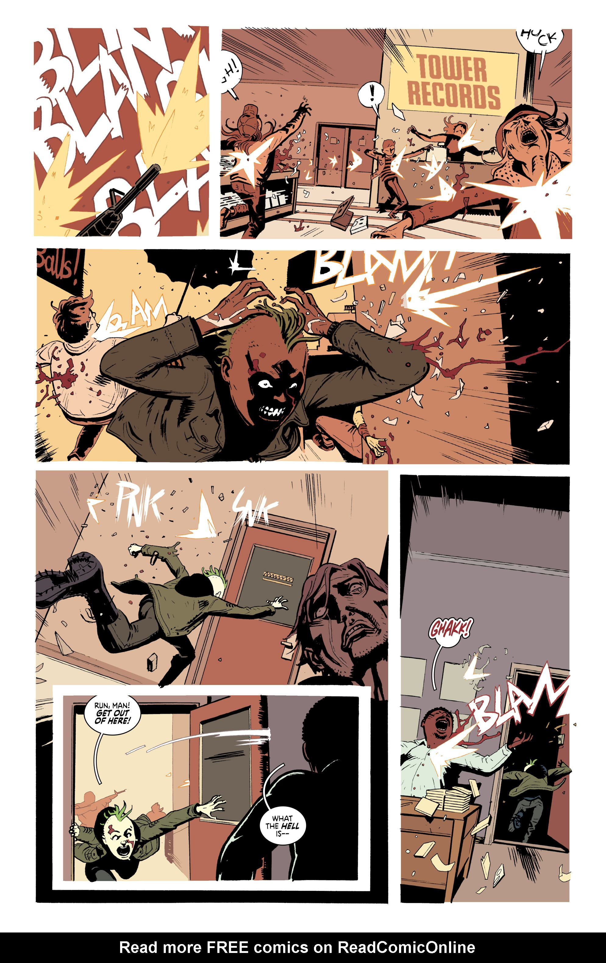 Read online Deadly Class comic -  Issue #19 - 5