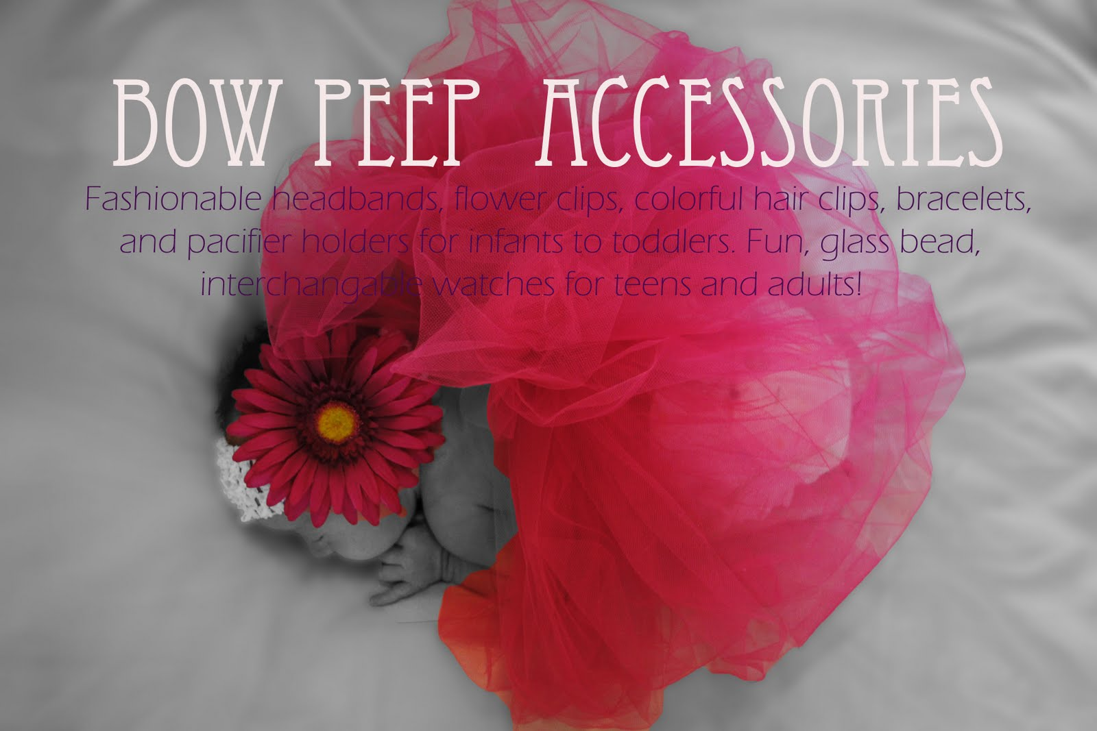 Bow Peep Accessories