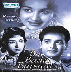 Bin Baadal Barsaat 1963 Hindi Movie Watch Online
