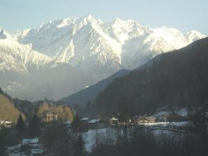 A Montanha e a Neve