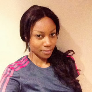 yvonne nelson without makeup