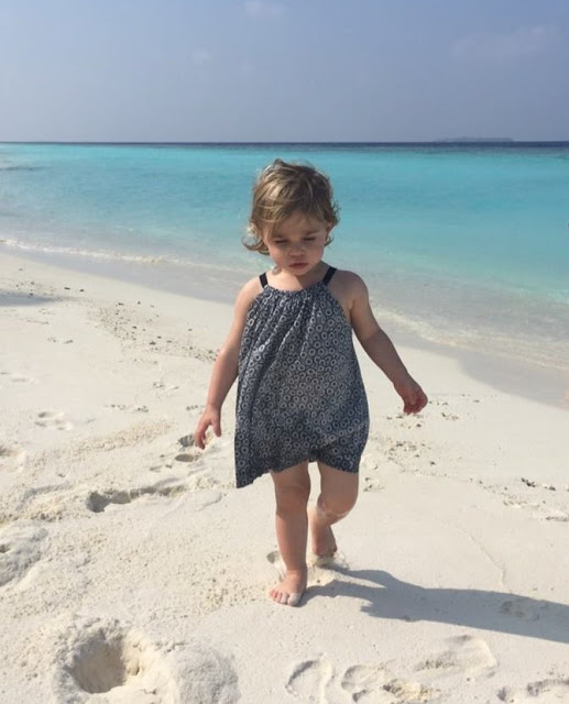 Photos Of Princess Madeleine With Her Children On A Maldives Holiday