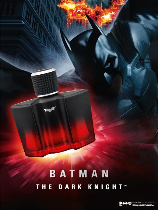 Batman - The Dark Knight Eau de Toilette Visual