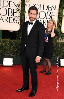 Jake Gyllenhaal attends the 68th Annual Golden Globe Awards in Beverly Hills,CA on January 16, 2011