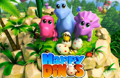 Happy Dinos 1.0 Apk Mod Full Version Download Unlimited Coins-iANDROID Games