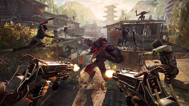 Download Shadow Warrior 2 Highly Compressed File