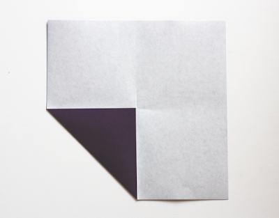 Membuat Hiasan Dinding Dari Kertas Lipat 3