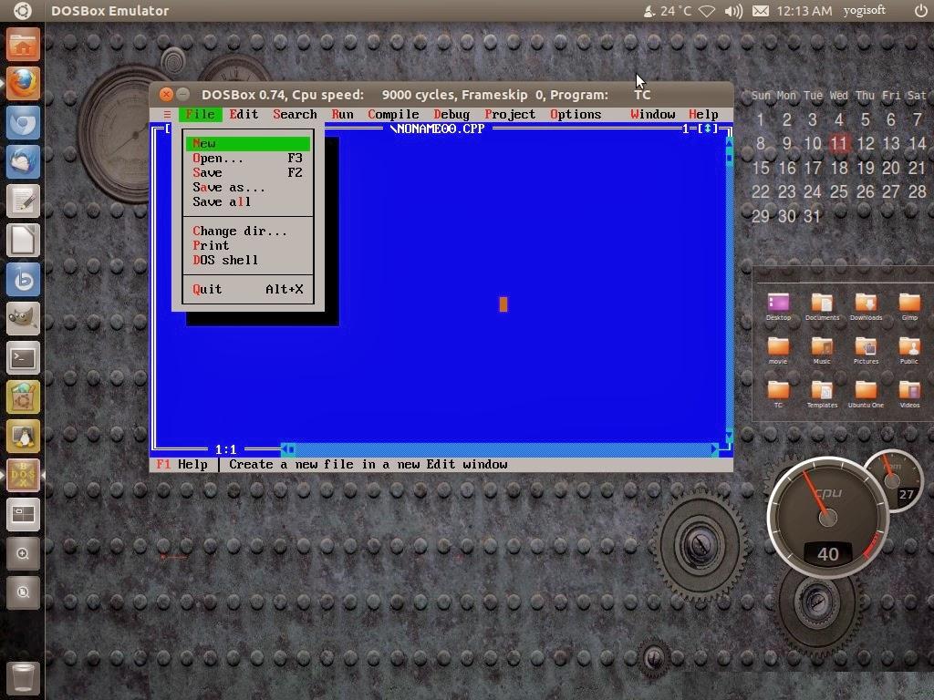 Turbo C X86