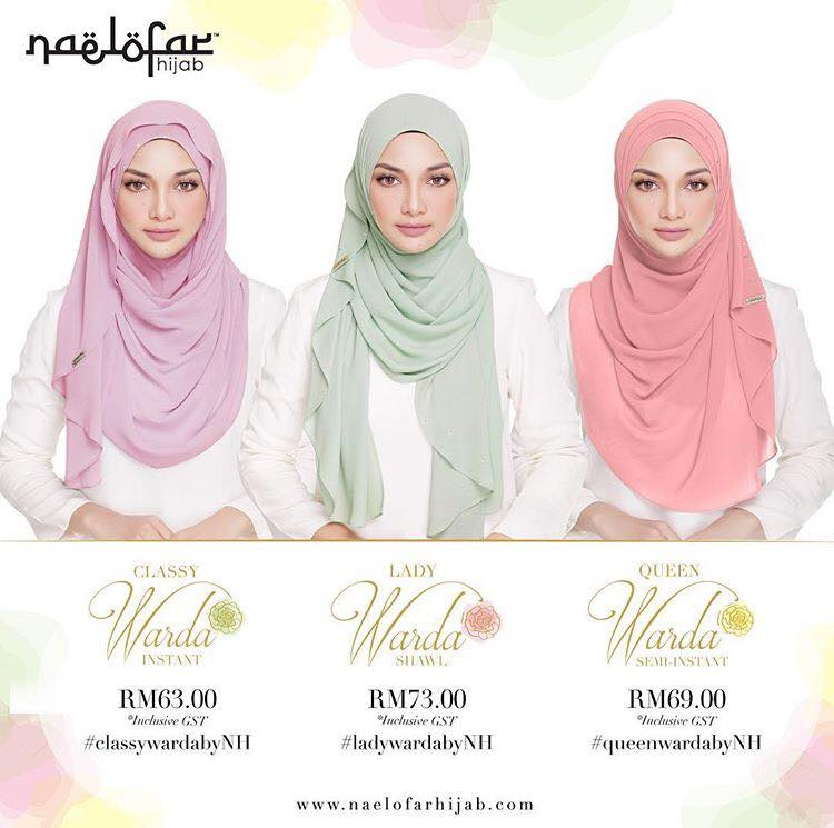 WARDA BY NAELOFARHIJAB