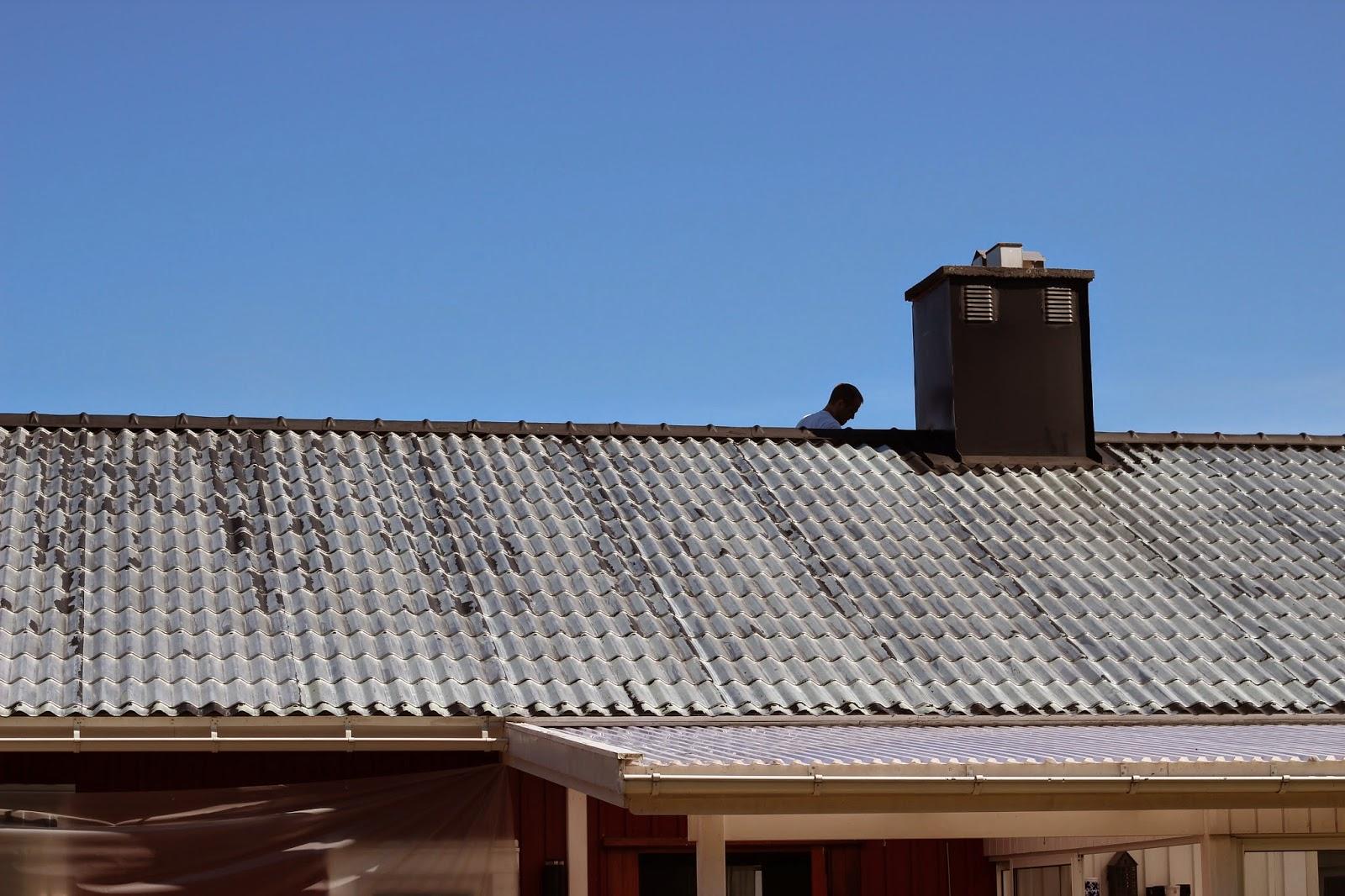 Måla taket