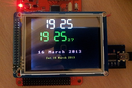 Alarm Clock using Arduino, DS1307, buzzer, and LCD