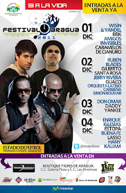 Festival Aragua 2011