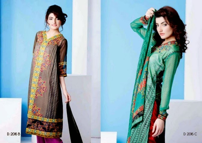 Cotton Lawn Dresses