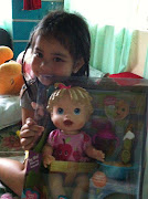 Baby Alive from Ninang Melai: Rechargeable motor from Ninang Chelo and .