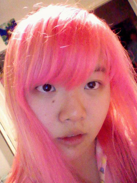 The Geek In The Pink My Hair Story And A Review For Punky And