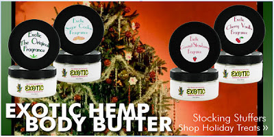 Exotic Body Butters
