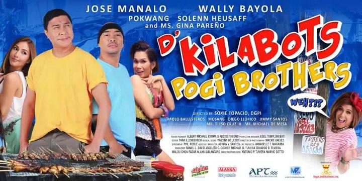 D' Kilabots Pogi Brothers Weh?!? (2012)