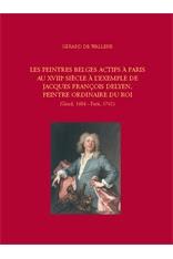 Delyen et les peintres belges du XVIIIe siècle à Paris
