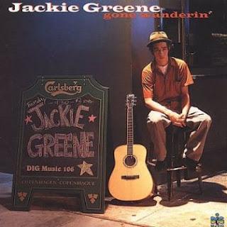 Cover Album of Jackie Greene - Gone Wanderin\' 2002