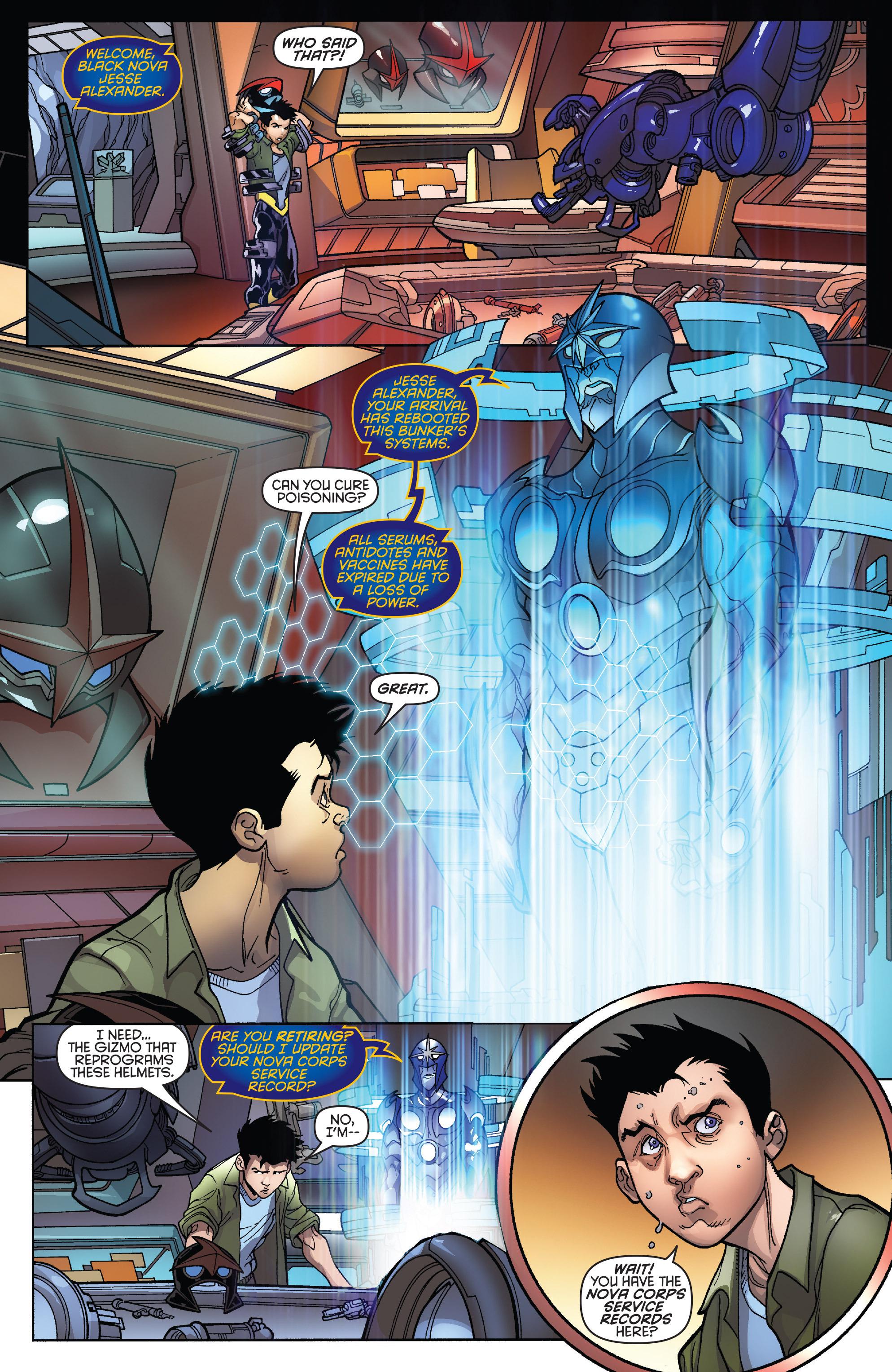 Nova (2013) - Chapter  20 | pic 8