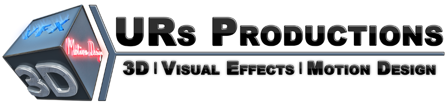 URs Productions | 3D | VFX | Motion Design