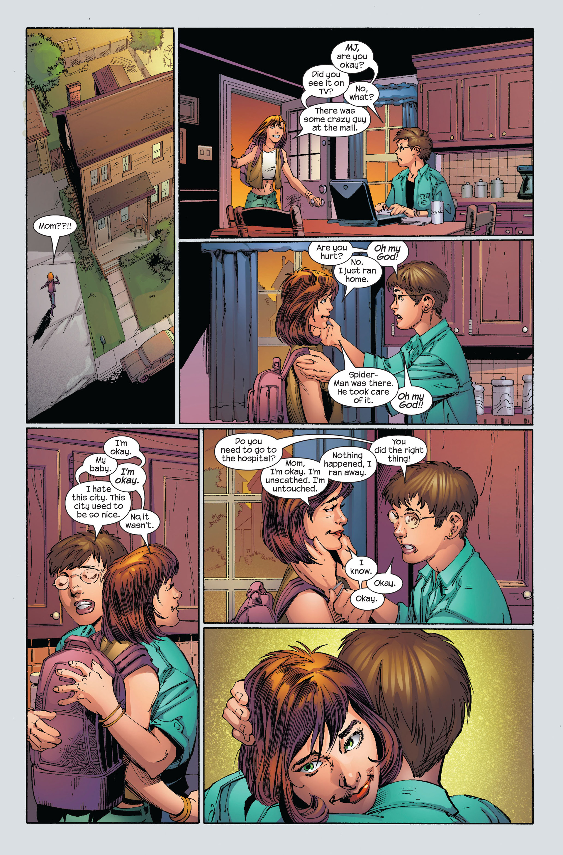 Ultimate Spider-Man (2000) Issue #97 #101 - English 22