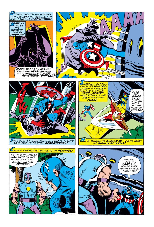 Captain America (1968) Issue #175 #89 - English 14