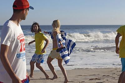 Campaña Adidas primavera - verano 2012