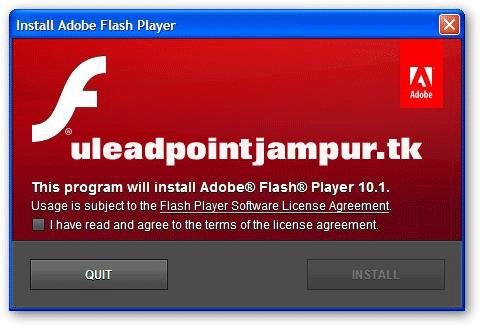 adobe flash archive
