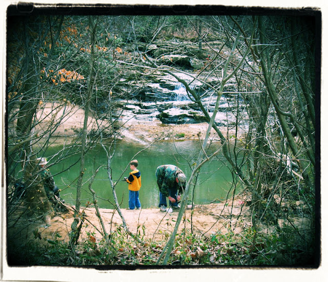 Fishin' Franklin County Virginia is Family Fun!