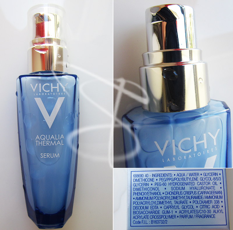 Aqualia Thermal Vichy Serum Siero Inci