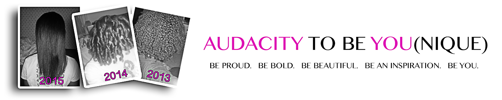 Audacity to be You