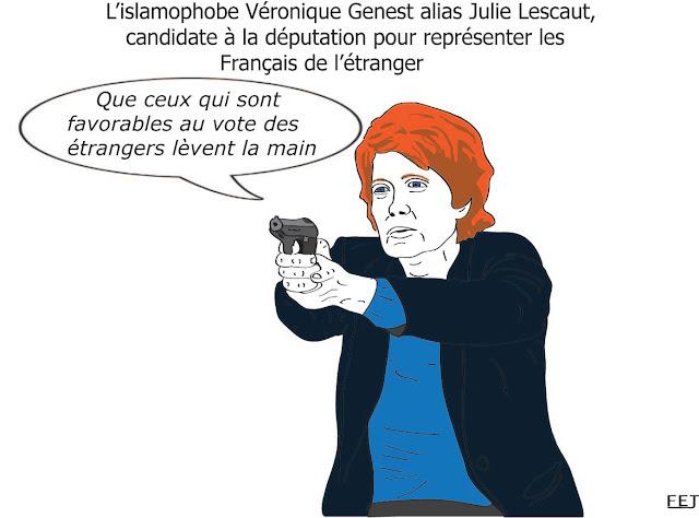 véronique-genest-julie-lescaut-députée-fej-dessin