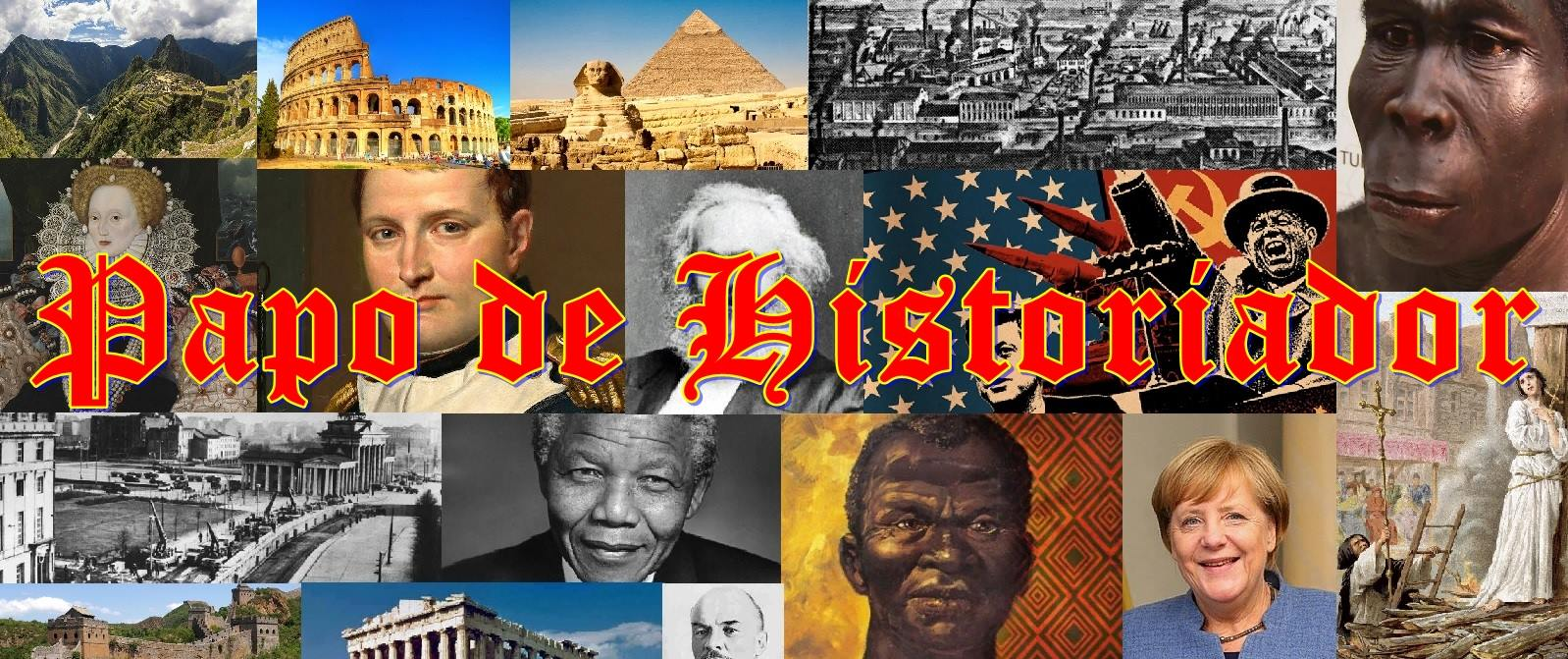 Papo de Historiador