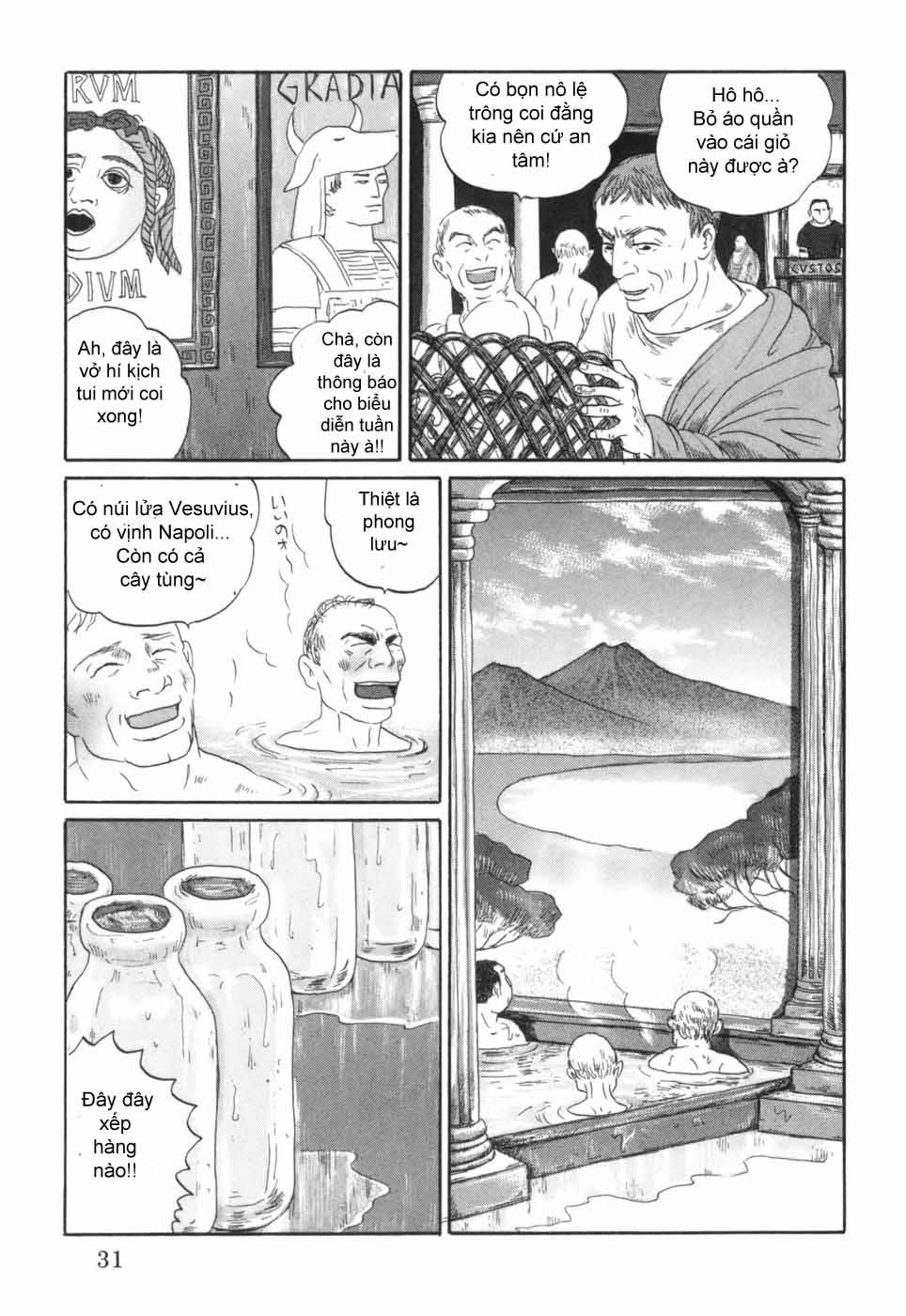 Thermae Romae chap 1 - Trang 36
