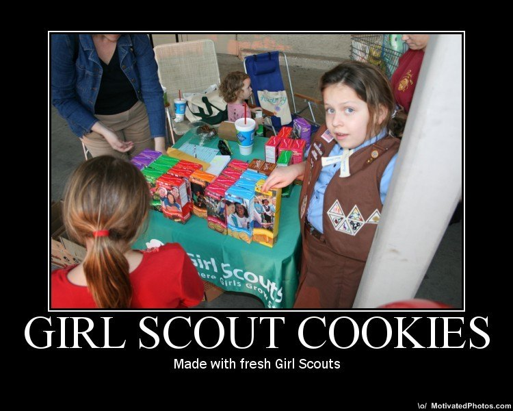 Girl scout sex captions 14