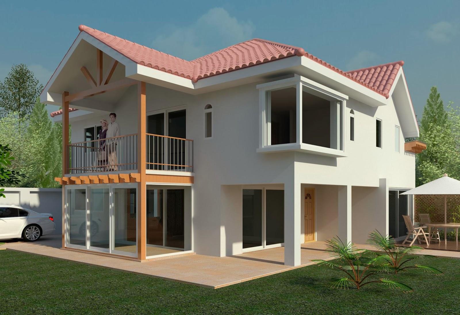 Madibujanteproyectista proyecto vivienda unifamiliar 3 for Casa moderna revit