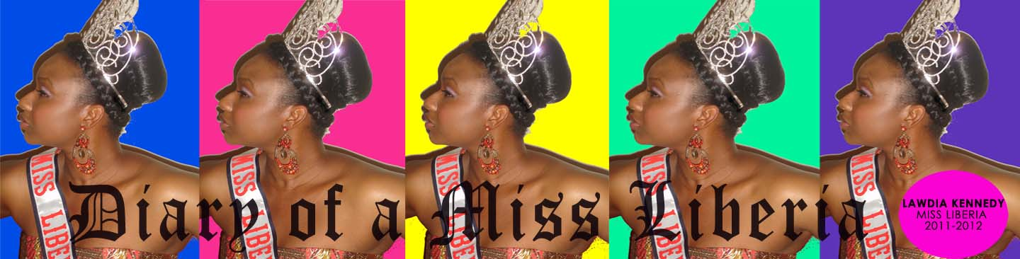 Diary of a Miss Liberia