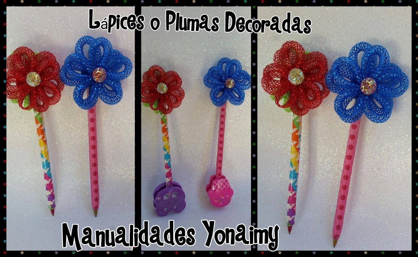 Manualidades yonaimy for Manualidades con plumas