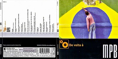 De Volta À MPB CD 2014