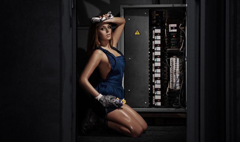 sexy elettricista