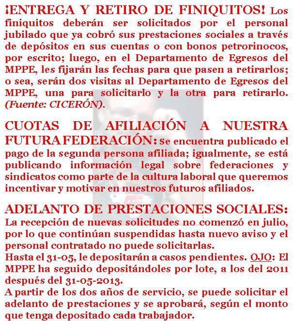 Siempre Informados Con Hubert Personal Administrativo Del /page/289