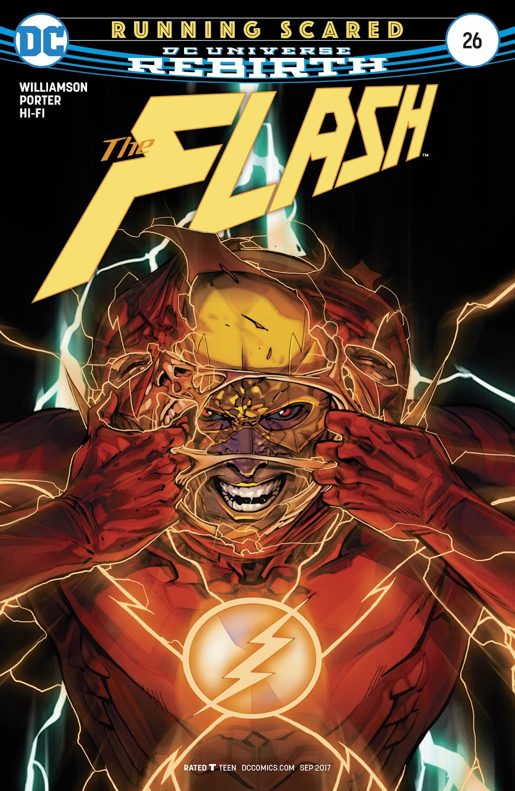 The Flash (2016) issue 26 - Page 1