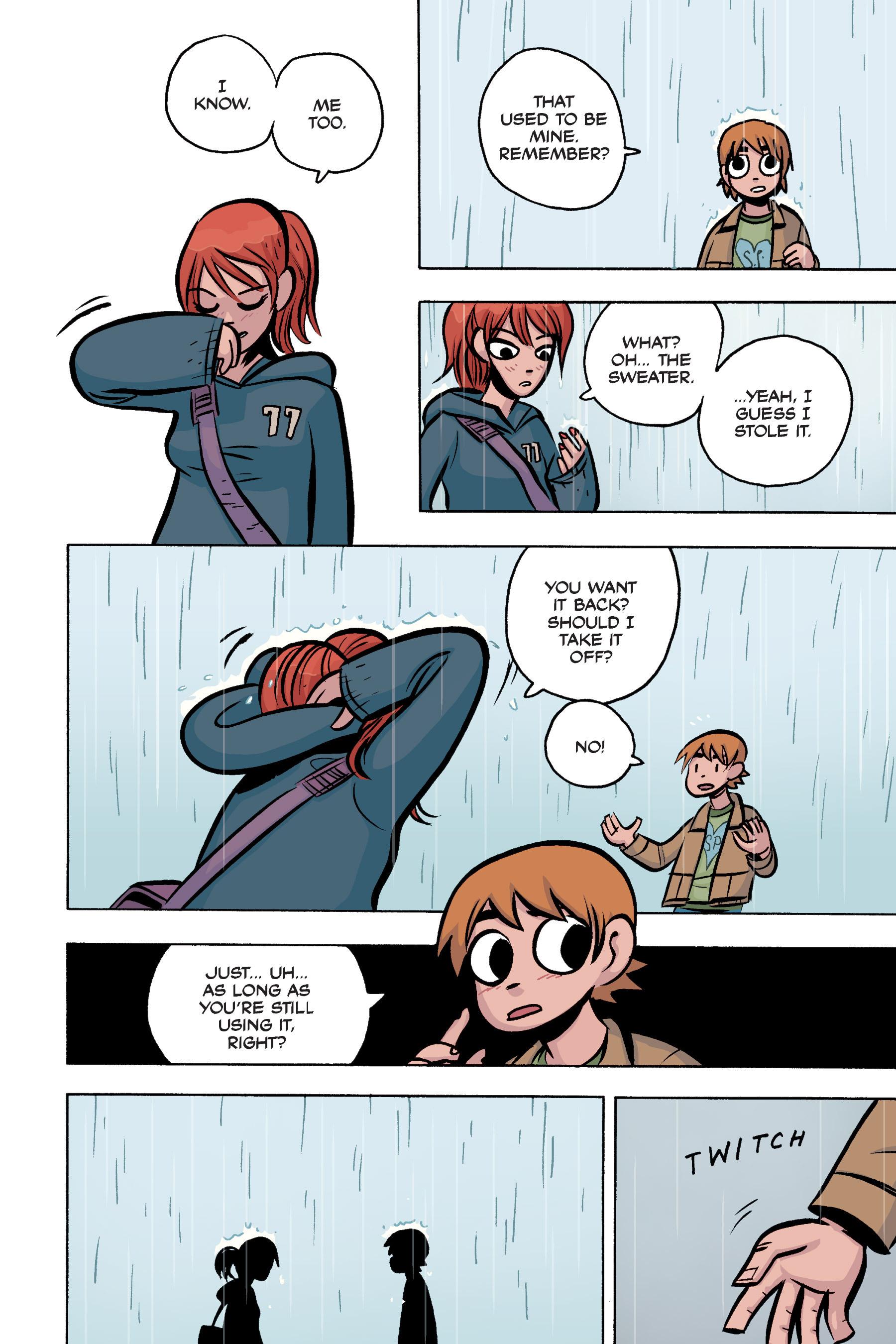 Read online Scott Pilgrim comic -  Issue #3 - 173