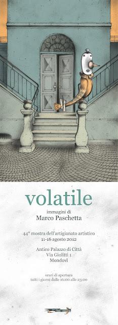 mostra di Marco Paschetta_agosto 2012