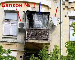 самый современный балкон