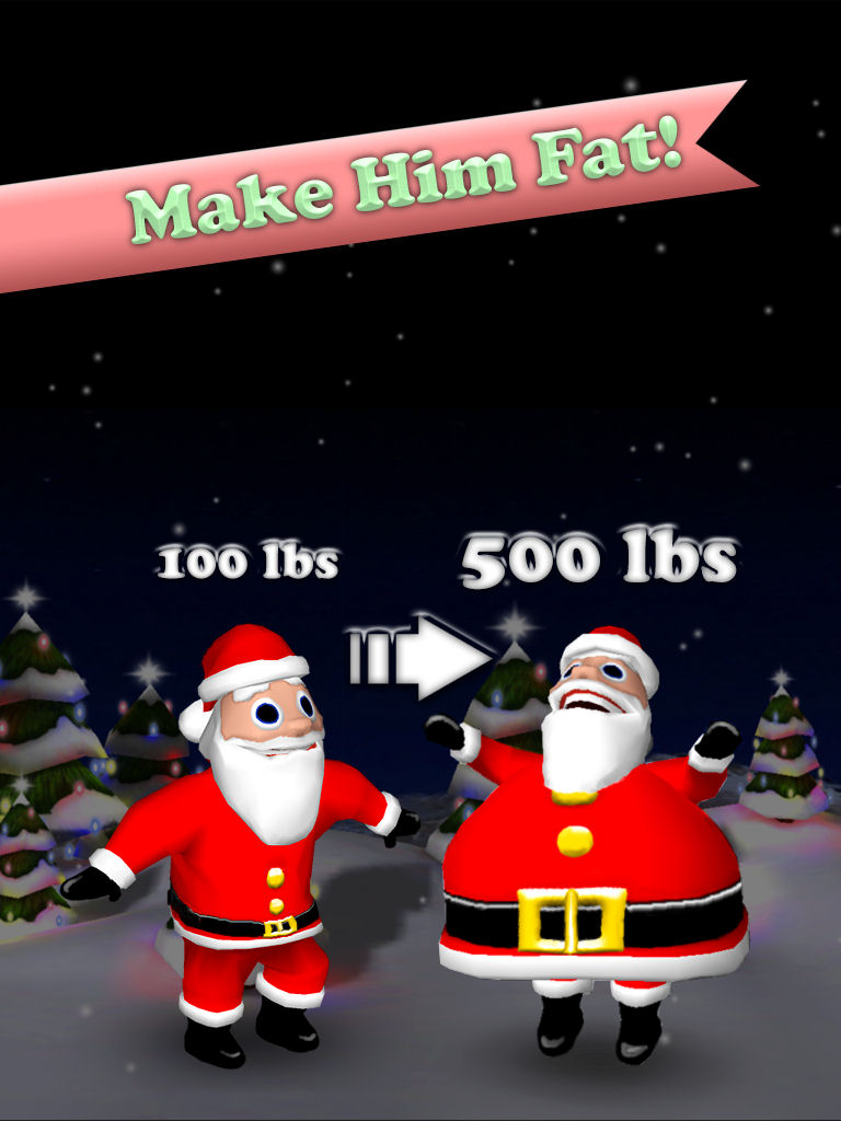 httpsitunesapplecomusapphungry santaid476208269mt8 - Free Christmas Apps